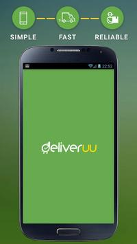 Deliveruu - Delivery Services poster
