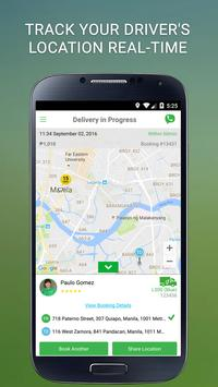 Deliveruu - Delivery Services screenshot 5