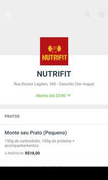 NUTRIFIT poster