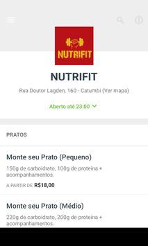 NUTRIFIT screenshot 1