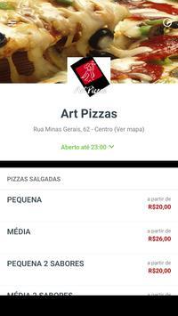 Art Pizzas poster