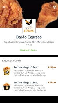 Barão Express poster