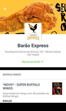 Barão Express screenshot 1