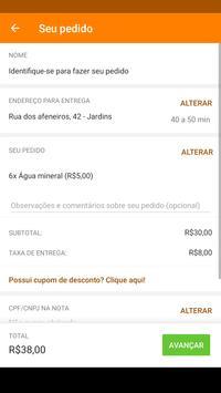 Barão Express screenshot 2