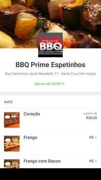 BBQ Prime Espetinhos poster