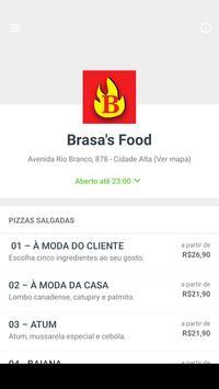 Brasa's Food poster