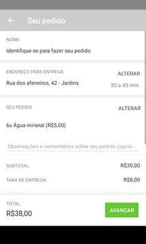 Culinária Dona Help screenshot 2