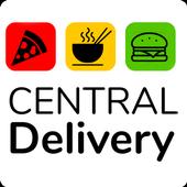 Central Delivery Salvador icon