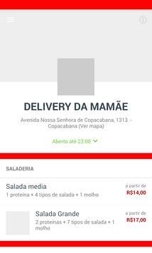 Delivery da Mamãe poster