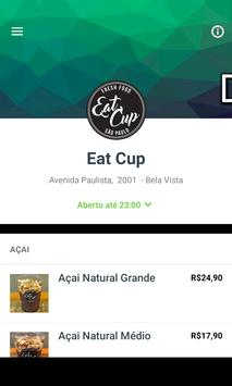 Eat Cup poster