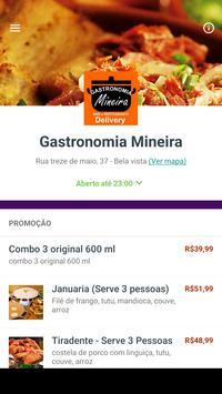Gastronomia Mineira poster