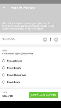 Hamburgueria Dedo de Moça screenshot 1