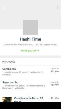 Hashi Time poster