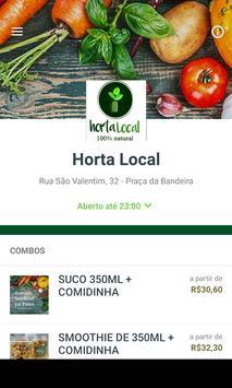 Horta Local poster