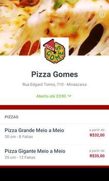 Pizza Gomes poster