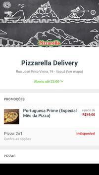 Pizzarella Vila Velha poster
