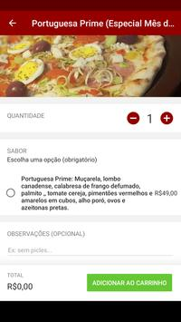 Pizzarella Vila Velha apk screenshot