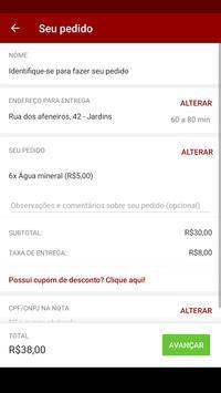 Pizzarella Vila Velha screenshot 2