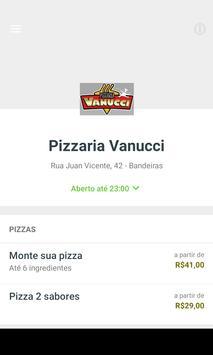 Pizzaria Vanucci poster