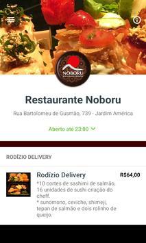 Restaurante Noboru poster