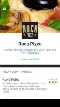 Roca Pizza poster