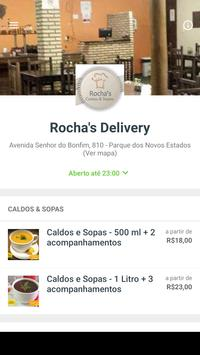 Rocha's Delivery poster