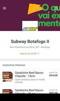 Subway Botafogo II poster