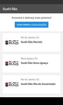 Sushi Rão poster