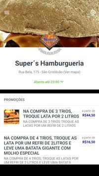 Super's Hamburgueria poster