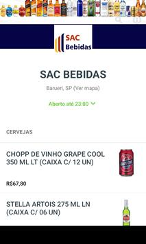 SAC Bebidas screenshot 1