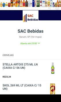 SAC Bebidas screenshot 1