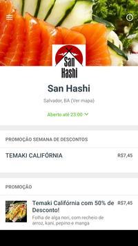 San Hashi poster