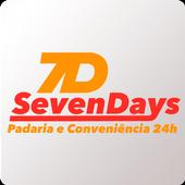 7D Seven Days Conveniência icon