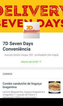 7D Seven Days Conveniência poster