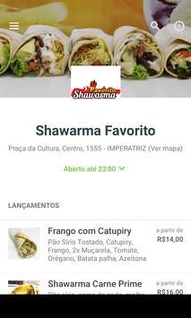 Shawarma Favorito screenshot 1