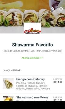 Shawarma Favorito screenshot 1