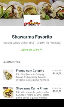 Shawarma Favorito screenshot 2