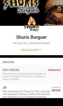 Shuris Burguer apk screenshot