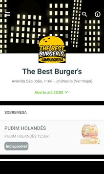 The Best Burger's poster