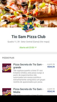 Tio Sam Pizza Club poster