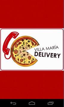 Delivery Villa María poster