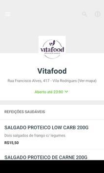 Vitafood poster
