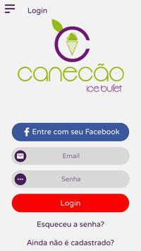 Canecão Ice Buffet poster
