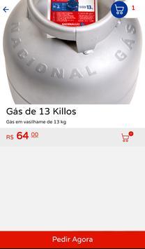 Delta Gás screenshot 1