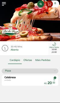 Rei da Pizza poster