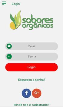 Sabores Orgânicos screenshot 3