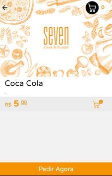 Seven Restaurantes screenshot 1