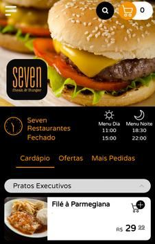 Seven Restaurantes screenshot 3