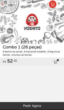 Yoshito Sushi screenshot 3