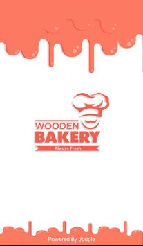Wooden Bakery poster